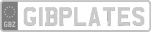 GibPlates Logo