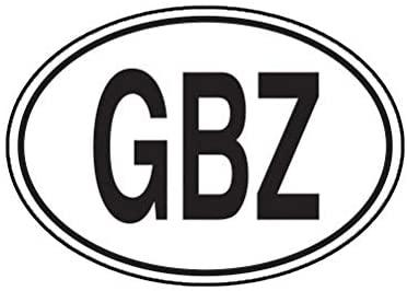 GBZ Car Magnet Image
